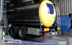 tankreiniging , scheepsreiniging
